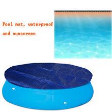 Крышка для бассейна подходит бассейнов новый водонепроницаемый
