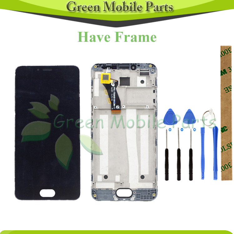 100% Tested Lcd For <font><b>MEIZU</b></font> <font><b>M3S</b></font> / <font><b>M3S</b></font> <font><b>mini</b></font> / Meilan 3S Y685H Y685Q LCD Display With Touch Assembly image
