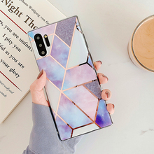 Marble Phone Case For Samsung Galaxy Note 10 Pro A50 A20 A70 S10 S8 S9