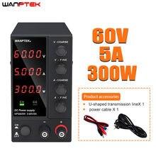 30V 10A regulowany zasilacz laboratoryjny DC regulowany 60V 5A Regulator napięcia stabilizator zasilacz NPS3010W605W