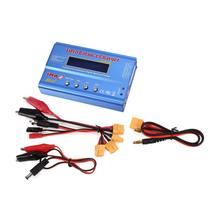 Оригинальное балансирующее зарядное устройство imax b6 80 Вт