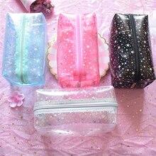 Women PVC Small Makeup Bags New Creative Travel Transparent