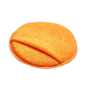 1 PC Waxing Polishing Wheel Tool Sponge for Auto Car Vehicle Polisher Cleaning Car Polisher Cleaning Vehicle Wash image