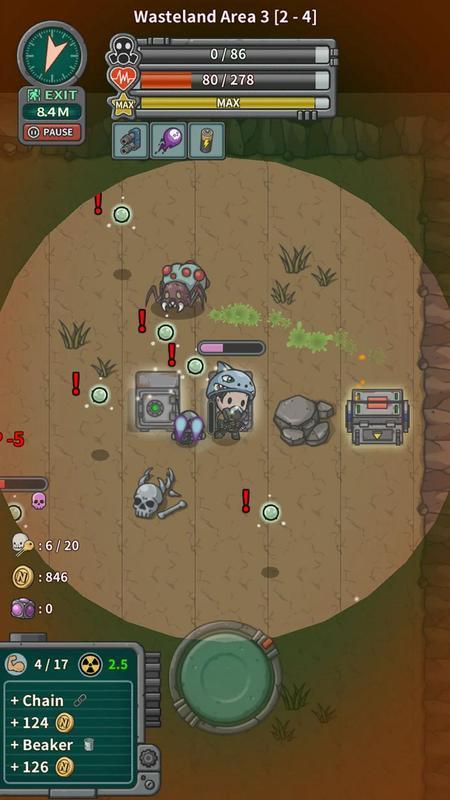 地下庇护所v1.7.5/魔玩助手破解版/氧气和生命不减