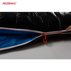 Image 4 - AEGISMAX G Winter 95% Goose Down Sleeping Bag 15D Nylon Waterproof FP800 Warm Comfort Outdoor Camping  22℉~ 10℉ Sleeping Bag