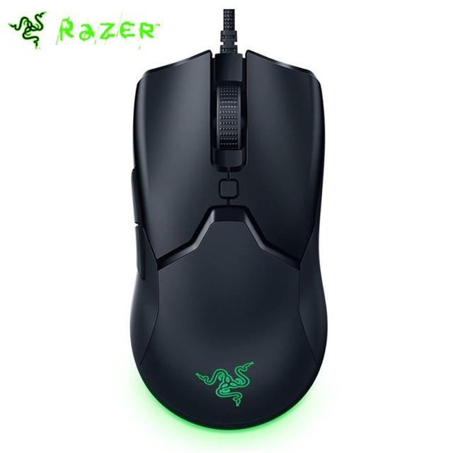 Razer Viper Mini Gaming Mouse 61g Ultra-lightweight Design CHROMA RGB Light 8500 DPI Optail Sensor Mice 1