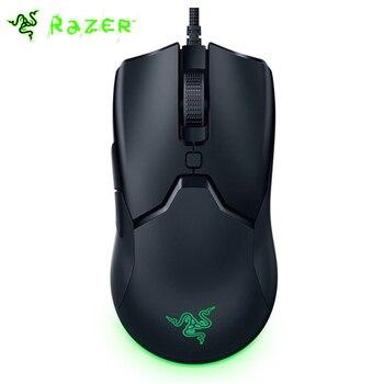 Игровая мини-мышь Razer Viper, 61 г, ультрасветильник дизайн CHROMA RGB светильник, 8500 DPI, мышь с датчиком Optail