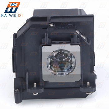 Replacement V13H010L90 Projector Lamp ELPL90 for Epson EB-670/EB-675W/EB-675WI/EB-680WI/PowerLite 675W Replacement Bulbs eb 30