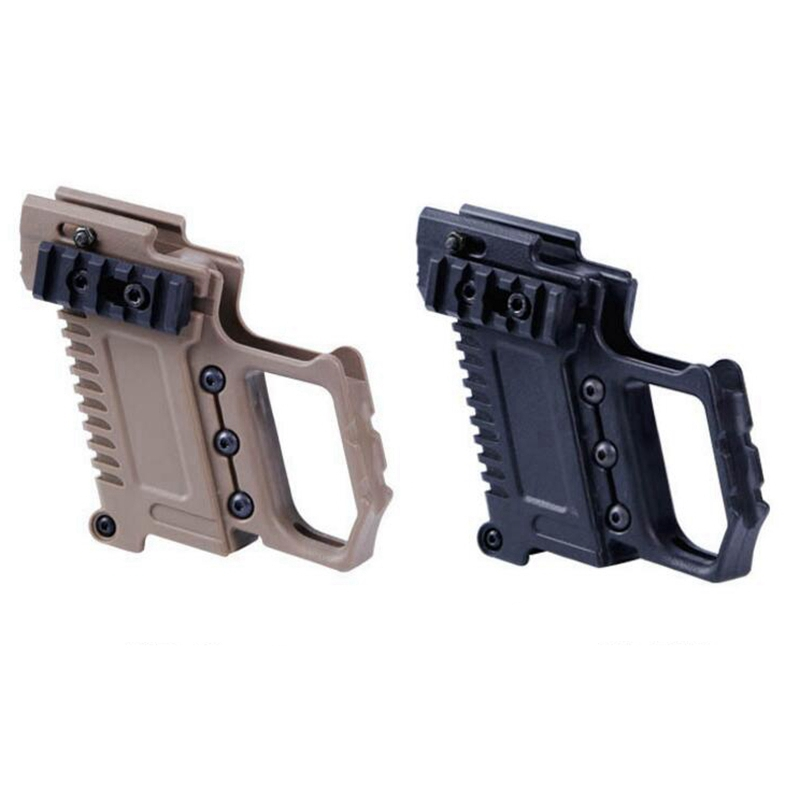 Hunting Airsoft Pistol Glock 17 18 19 Accessories/Magazine/Holster/Loading Device/Picatinny Rail Scope Mount For Red Dot Laser