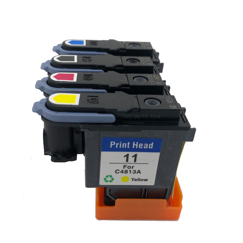 vilaxh Printhead11 for hp11 print head 11 c4810 c4811 c4812 c4813 for <font><b>hp</b></font> designjet 500 500ps <font><b>510</b></font> 800 800PS <font><b>printheads</b></font> C4810 image