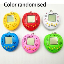 1Pcs Intelligence Developmental Electronic Pets Toys Nostalgic Pets In One Virtual Cyber Pet Toy Penguins Toy chinese rings tradictional developmental toy