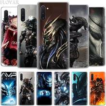 Alien vs Predator Telefon Fällen für Samsung Galaxy Note 10 S10 Plus 5G S10e A30 A40 A50 A60 A70 m40 Hard Cover Coque(China)