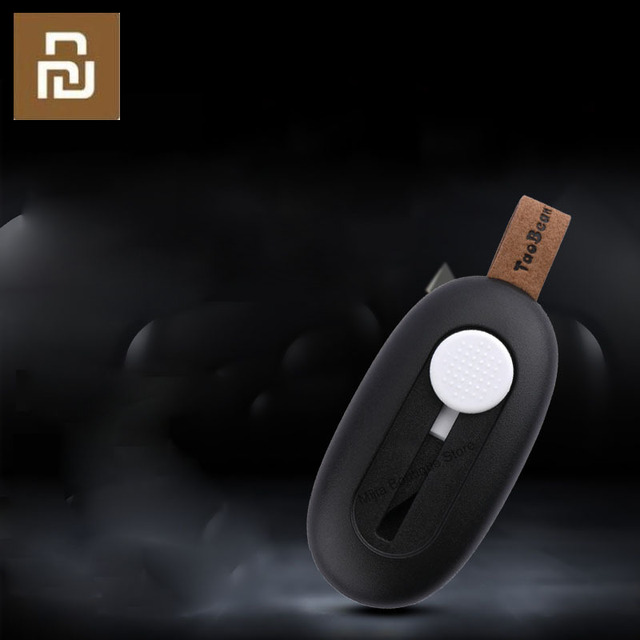 New Youpin NexTool Mini Unpacking Knife Carry-on Box Cutter Keychain Folding Knife Outdoor Survive Clip Knife Camp Sharp Cutter