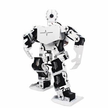 TonyPi Humanoid Robot WIFI Video / Programmable OpenCV Smart Vision Humanoid Robot (Raspberry 4B 2G)