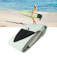 Surfboard Socks Cover Surf Board Protective Bag Storage Case Water Sports Surfing Accessories 6.0ft/6.3ft/6.6ft/7.0ft