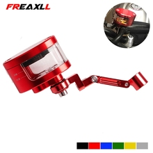 цена на CNC Motorcycle Brake Fluid oil Reservoir Cup tank Support Bracket For Ducati 998 999 998 FE 998R 998S 1997 1998 1999 2000 2001