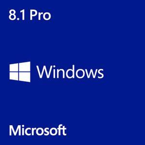 Image 1 - مايكروسوفت ويندوز 8.1 المهنية 32/64 بت مفتاح للكمبيوتر وين 8.1 برو