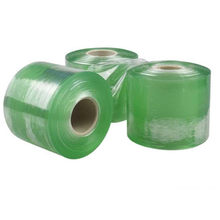 1 Roll PVC Stretch Wrap Transparante Verpakking Film Industriële Stretch Plastic Sealer Kronkelende Duurzaam Hand Wrap(China)