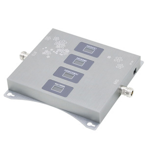 Image 3 - 4g LTE 800/900/1800/2100 mhz Four Band Cell Phone Booster Mobile Signal Amplifier 2G 3G 4G Repeater Band20/8/1/3 GSM DCS WCDMA