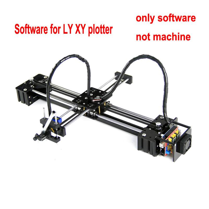 Sofeware For CNC V3 Shield Toys DIY LY Drawbot Pen Lettering Corexy XY-plotter Drawing Robot Machine