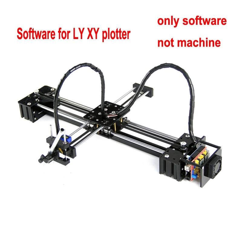 Sofeware For CNC V3 Shield Toys DIY LY Drawbot Pen Lettering Corexy XY-plotter Drawing Robot Machine