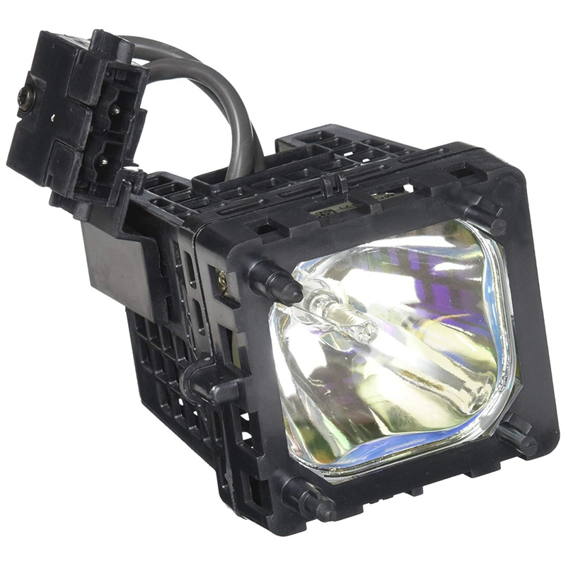 Replacement Rear Projection HDTV Cage Assembly Lamp Compatible For SONY XL5200