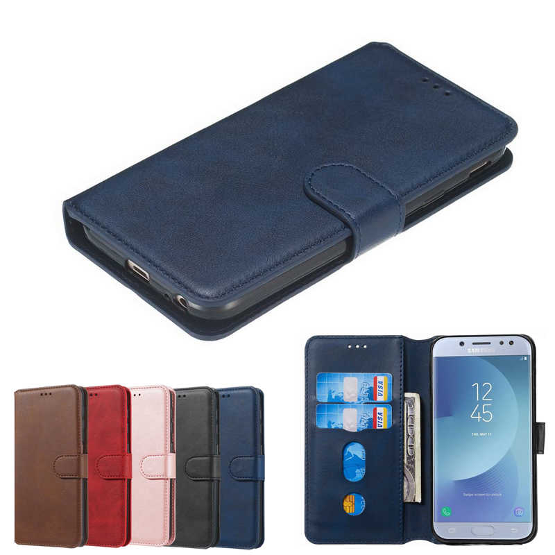 Cover Case For Samsung Galaxy J5 Pro 2017 Magnetic Flip Luxury Wallet Leather Phone Cases For Samsung J530 Bag Coque On J 5 2017
