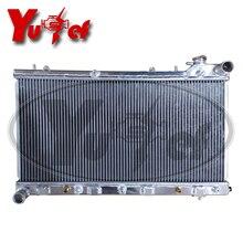 45111-FC340 High Quality aluminum radiator Fits SUBARU Impreza G10 1998-/ Forester S10 1998-