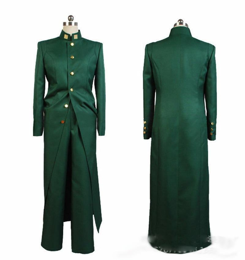 JoJo/'s Bizarre Adventure Noriaki Kakyoin Uniform Cosplay Clothing Cos Costume