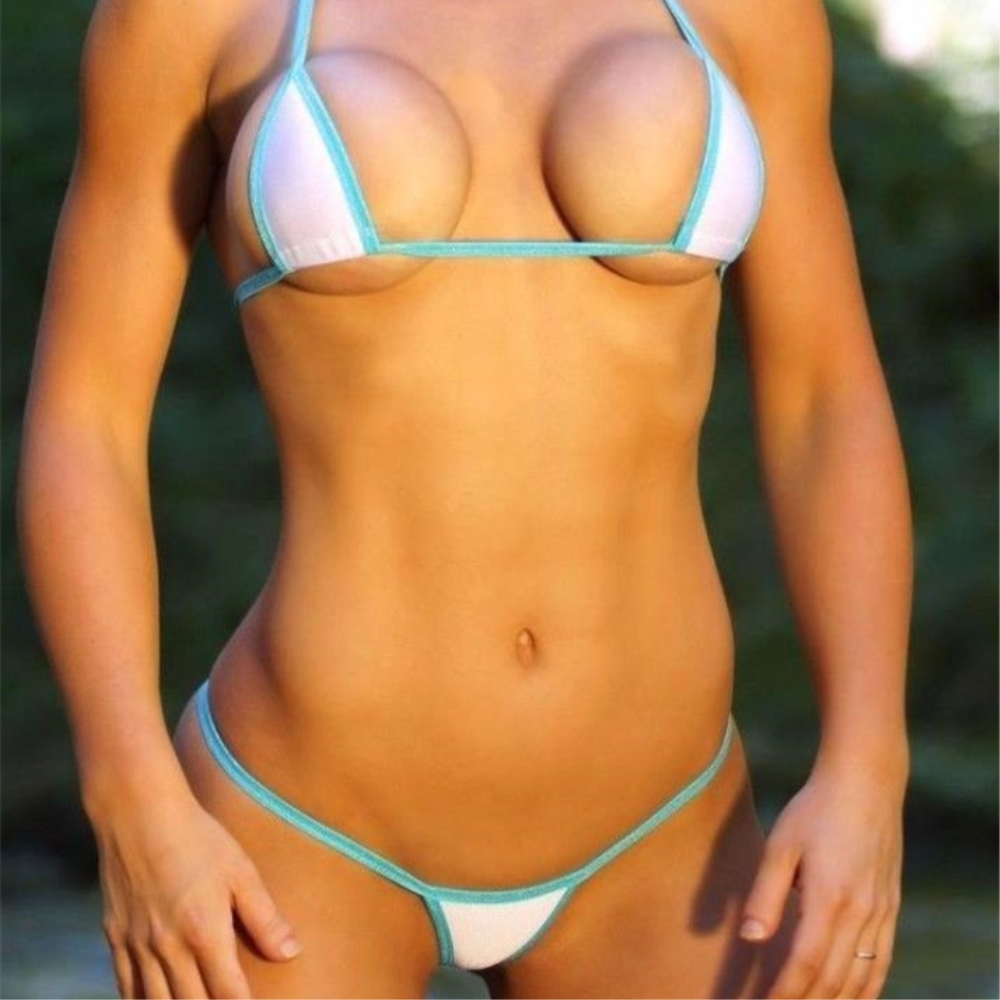 Swimsuit Women <font><b>extreme</b></font> <font><b>Micro</b></font> <font><b>Mini</b></font> <font><b>Bikini</b></font> Underwear <font><b>G</b></font>-<font><b>String</b></font> Swimwear Women <font><b>Sexy</b></font> Thong Biquini Bathing Suit Maillot De Bain image