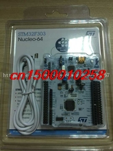 FREE SHIPPING NUCLEO F303RE STM32F303RE Development board