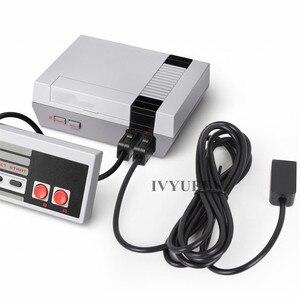 Image 3 - IVYUEEN 2 חבילה 3M 10ft / 1.8M 5.9FT הארכת כבל עבור NES עבור SNES קלאסי מיני קונסולת בקר כבלי Extender