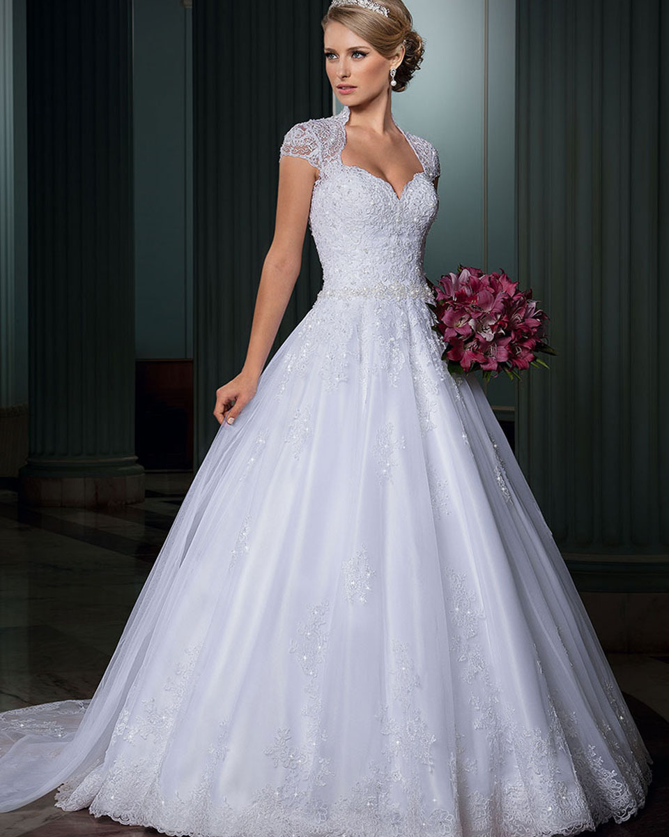 Vestido De Noiva Vestidos De Noiva Vestido De Noiva 2019 Vestido De Casamento Vestido De Festa Longo Robe De Mariage A-214