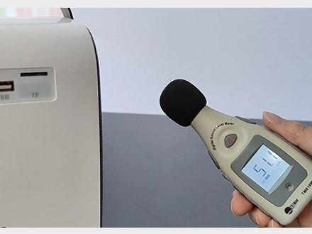 AKEY7噪音测试