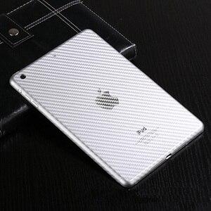 3D матовая пленка из углеродного волокна для iPad Pro 11 12,9 2020 защита для задней панели экрана для iPad 9,7 2018 5 6 mini 2 4 задняя наклейка крышка