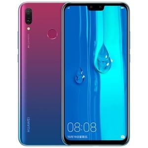 Image 2 - Huawei Y9 смартфон с 6,5 дюймовым дисплеем, восьмиядерным процессором Kirin 710, 4000 мАч, ОЗУ 4 Гб, ПЗУ 128 ГБ, Android 8,1