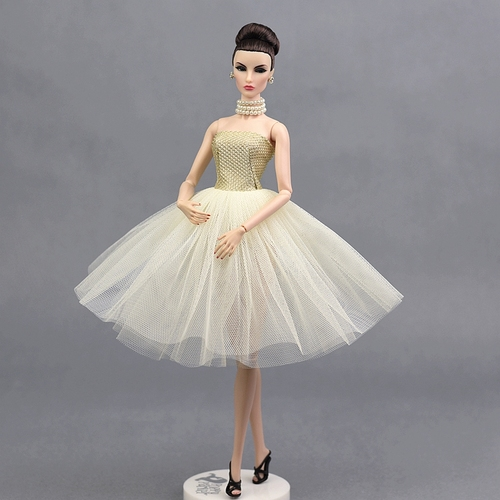 30cm Doll Dress Fashion Clothes suit for licca For Barbie Doll for blythe Accessories Baby Toys Best Girl' Gift 8
