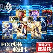 Fate/Grand Order FGO Игрушки Хобби Коллекционные игры Коллекция аниме-открытки