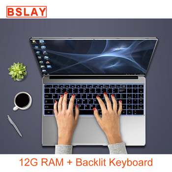 15.6 inch 12G RAM 1TB 512GB 256GB 128GB SSD ROM With Backlit Keyboard IPS 1920*1080 Screen Laptop