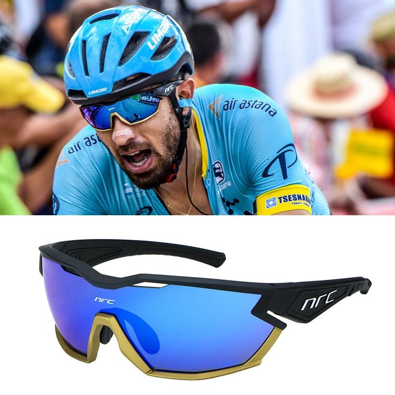 2021 NRC p-ride occhiali da ciclismo fotocromatici uomo Mountain Bike bicicletta Sport occhiali da ciclismo MTB occhiali da ciclismo donna 1