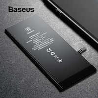 Bateria de lítio baseus para iphone 7 8 plus bateria de telefone de substituição 3400 mah capacidade bateria de telefone para apple com ferramentas gratuitas