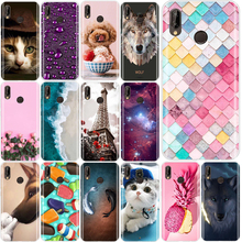 Huawei P Smart 2020 Case Silicone Cover Huawei P Smart 2018 Case Cover Huawei P Smart Plus Case Cover Huawei PSmart Phone Case