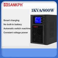 Uninterruptible Power Supply Surveillance Cameras C1KS Spare Need External Battery Pc Home 1KVA / 800W with 220V SANKPH