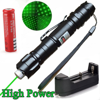 High Power zielony Laser 303 wskaźnik 10000m 5mW Hang-type długa na świeże powietrze odległość celownik laserowy potężna gwiaździsta głowa