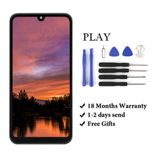 цена на All tested Good quality for Mi PLAY lcd display inch assembly replacement for PLAY lcd screen mobile phone lcd