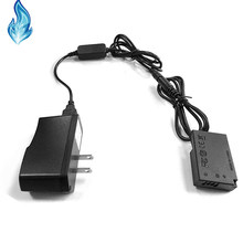 USB כבל ack-e18 + dr-e18 LP-E17 dummy סוללה + 5V 3A מטען עבור Canon EOS 750D נשיקה X8i T7i t6i 760D T6S 77D 800D 200D Rebel SL2(China)