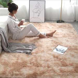 Area Rug Mats Carpet-Printed Alfombra Floor Faux-Fur Silky Plush RULDGEE Kids Shaggy