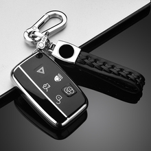 New TPU car key case For Land Rover Range Rover Sport A9 Discovery 2 3 4 Sport For Jaguar XF A8 A9 X8 XE XF XFL Remote Fob Cover 4 3 a9