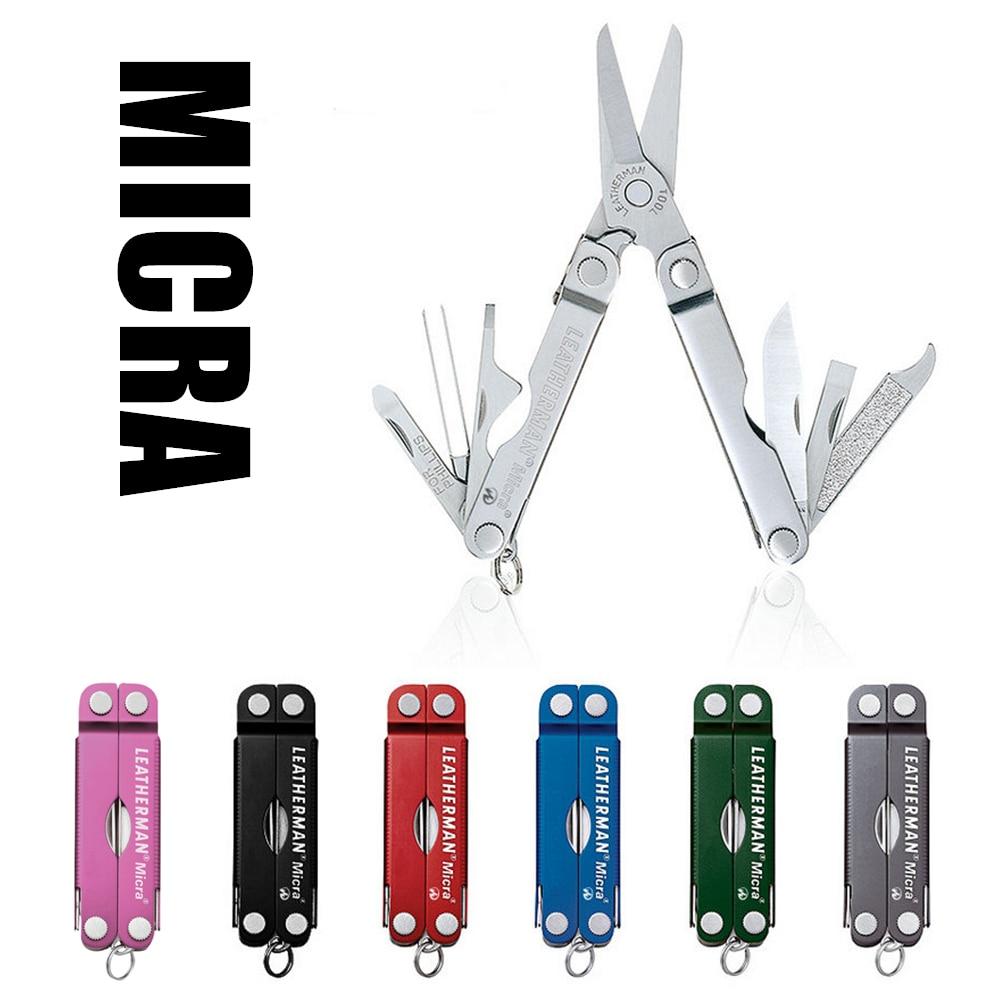 LEATHERMAN MICRA Keychain-Sized Multi-Tool