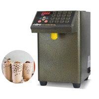 Fructose Quantitative Machine 16 Cells Fully Automatic Beverage Fructose Machine 220V Milk Tea Coffee Shop Commercial Appliances